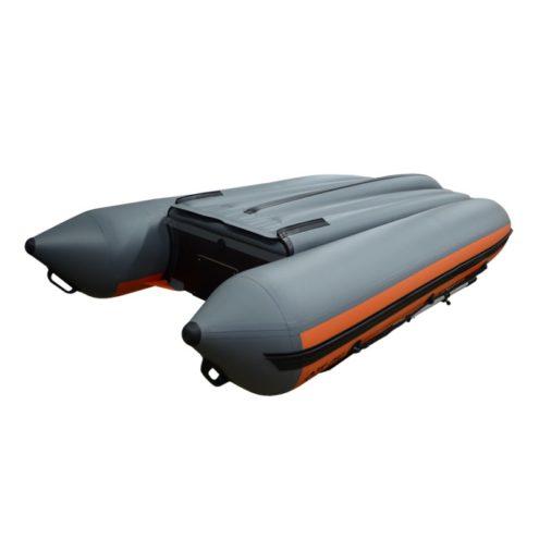 Лодка ПВХ надувная моторная HD 320 НДНД оранж (5)