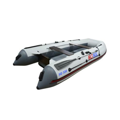 Лодка ПВХ надувная моторная HD 330 НДНД (31)