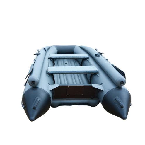 Лодка ПВХ надувная моторная HD 360 НДНД с фальшбортом альтаир (2)