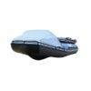 Лодка ПВХ надувная моторная HD 360 НДНД с фальшбортом альтаир (3)