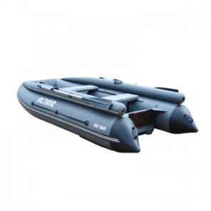 Лодка ПВХ надувная моторная HD 360 НДНД с фальшбортом