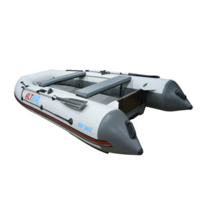 Лодка ПВХ надувная моторная HD 360 НДНД