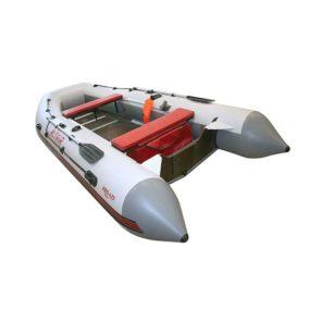 Моторная надувная лодка ПВХ PRO ultra 440 альтаир