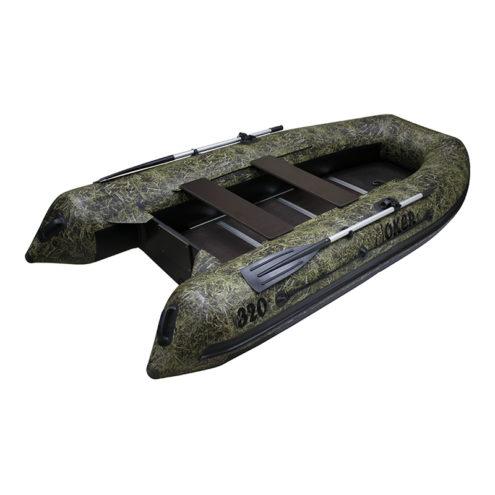 Лодка ПВХ надувная моторная Joker R-320 Mirage