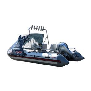 Лодка ПВХ надувная моторная PRO ultra 460 Альтаир