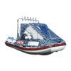 Надувная лодка PRO ultra 460 Альтаир