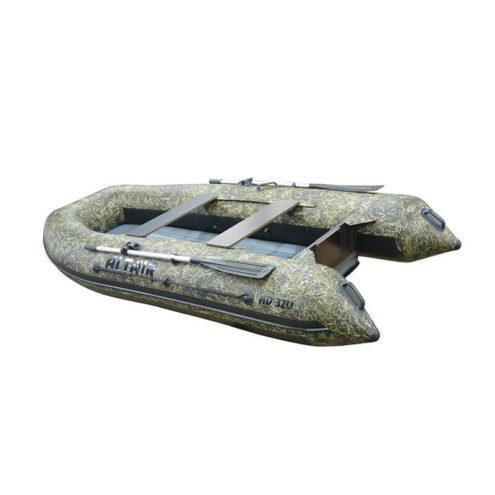 Лодка ПВХ надувная моторная HD 330 НДНД (37)