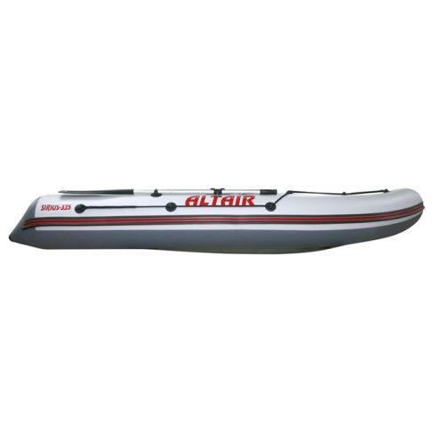 Лодка ПВХ надувная моторная Sirius 335 (2)