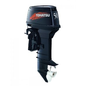Mотор Tohatsu M50D2 EPTOS Альтаир