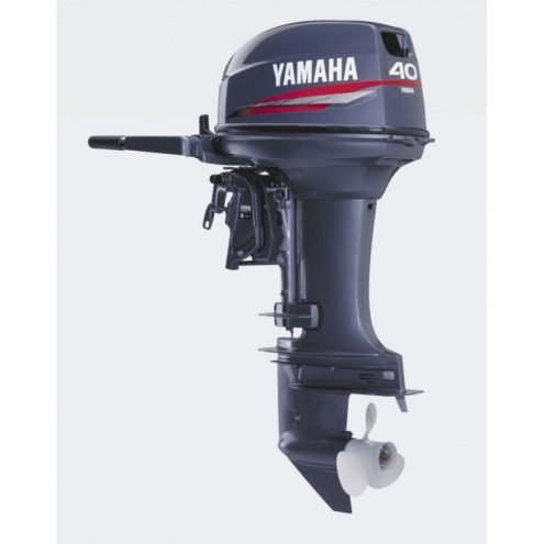 Mотор Yamaha E40XWS Альтаир