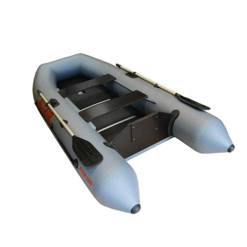 Лодка ПВХ надувная моторная Alfa 280 (1)