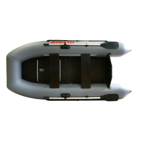 Лодка ПВХ надувная моторная Alfa 280 (6)