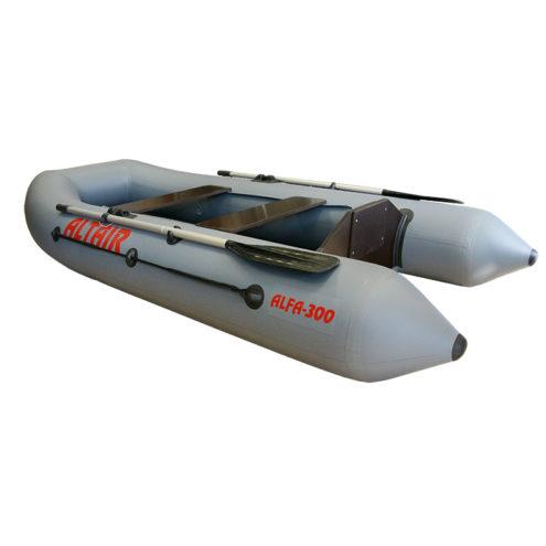 Лодка ПВХ надувная моторная Alfa 300 (4)