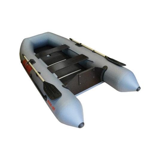 Лодка ПВХ надувная моторная Alfa 300 (3)