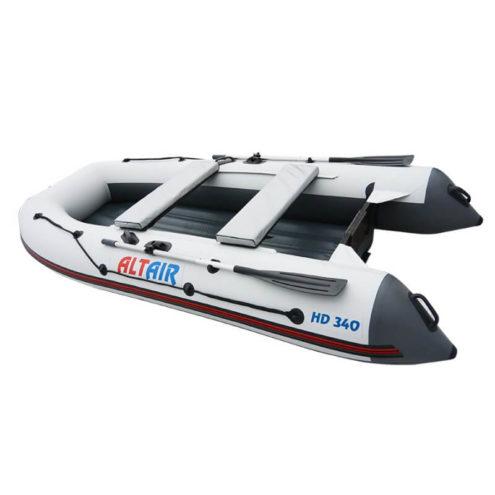 Лодка ПВХ надувная моторная HD 340 НДНД