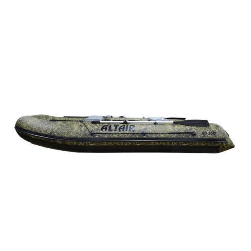 Лодка ПВХ надувная моторная HD 360 НДНД (камуфляж) (3)