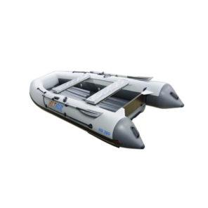 Моторная надувная лодка ПВХ HD 380 НДНД