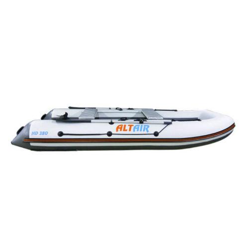Лодка ПВХ надувная моторная HD 380 НДНД (3)