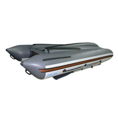 Лодка ПВХ надувная моторная HD 380 НДНД (4)