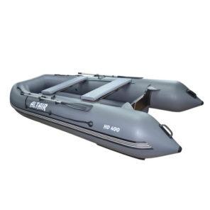 Моторная надувная лодка ПВХ HD 400 НДНД