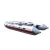 Лодка ПВХ надувная моторная ORION 550 серая (6)