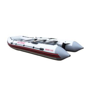 Моторная надувная лодка ПВХ ORION 550