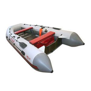 Моторная надувная лодка ПВХ PRO ultra