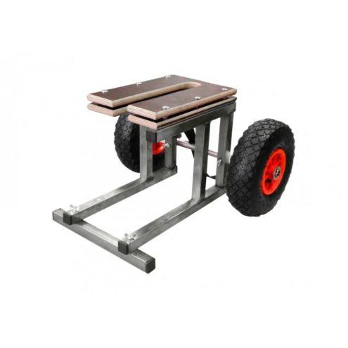 Тележка для мотора 8-15 лс нержавеющая сталь