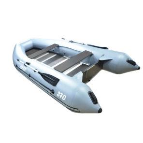 Лодка ПВХ надувная моторная Joker 370 (3)