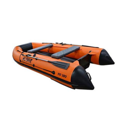 Лодка ПВХ надувная моторная HD 380 (2)
