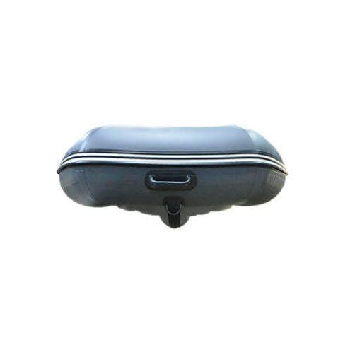 Лодка ПВХ надувная моторная HD 430 серая (1)