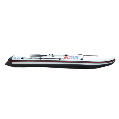 Лодка ПВХ надувная моторная HD 430 (33)