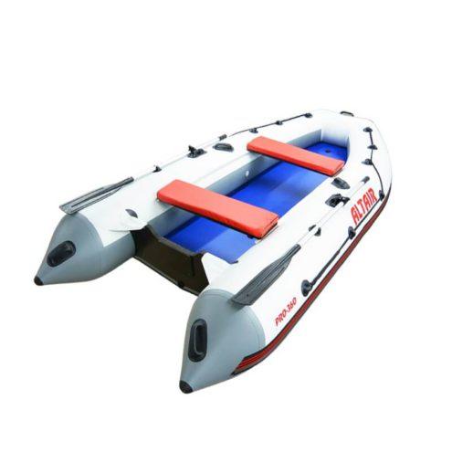 Лодка ПВХ надувная моторная Pro 360 Airdeck (5)