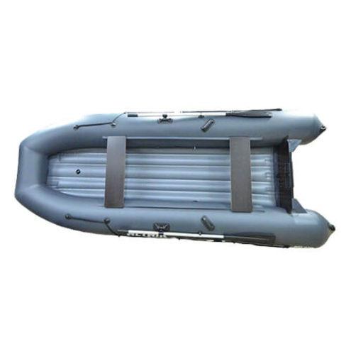Лодка ПВХ надувная моторная HD 410 (2)
