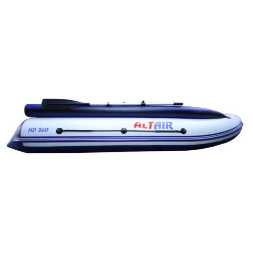 Лодка ПВХ надувная моторная HD 360 фальшборт (3)