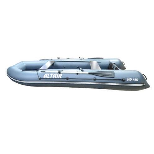 Лодка ПВХ надувная моторная HD 410 (6)