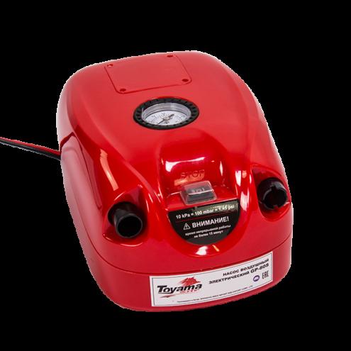 Электрический двухступенчатый насос высокого давления GP-80 D